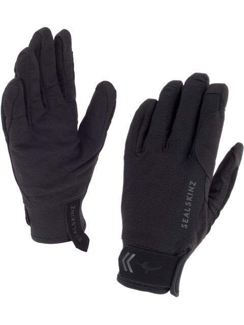 Sealskinz W's Dragon Eye Gloves Black/Charcoal
